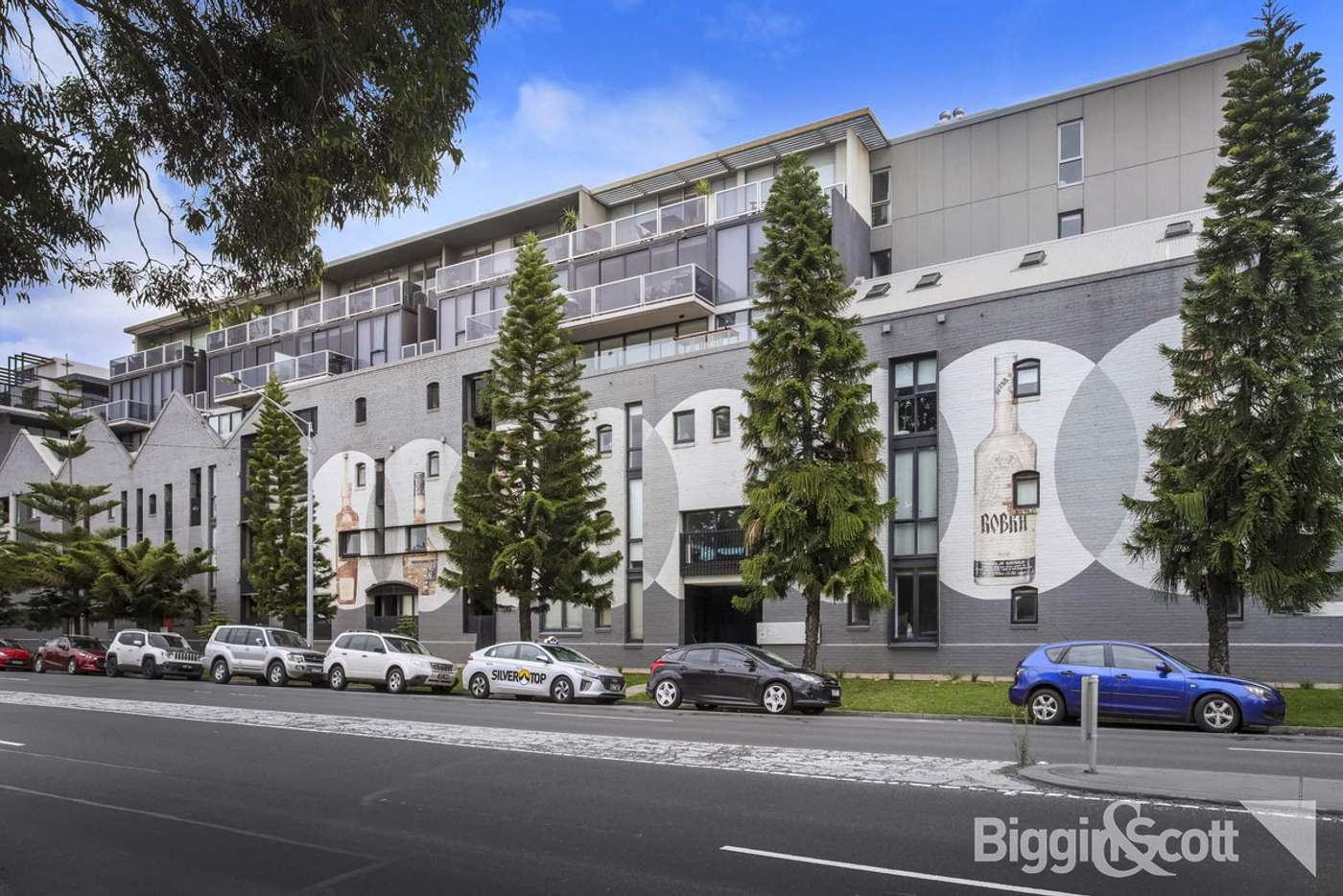 Main view of Homely apartment listing, 505/25 Pickles Street, Port Melbourne VIC 3207