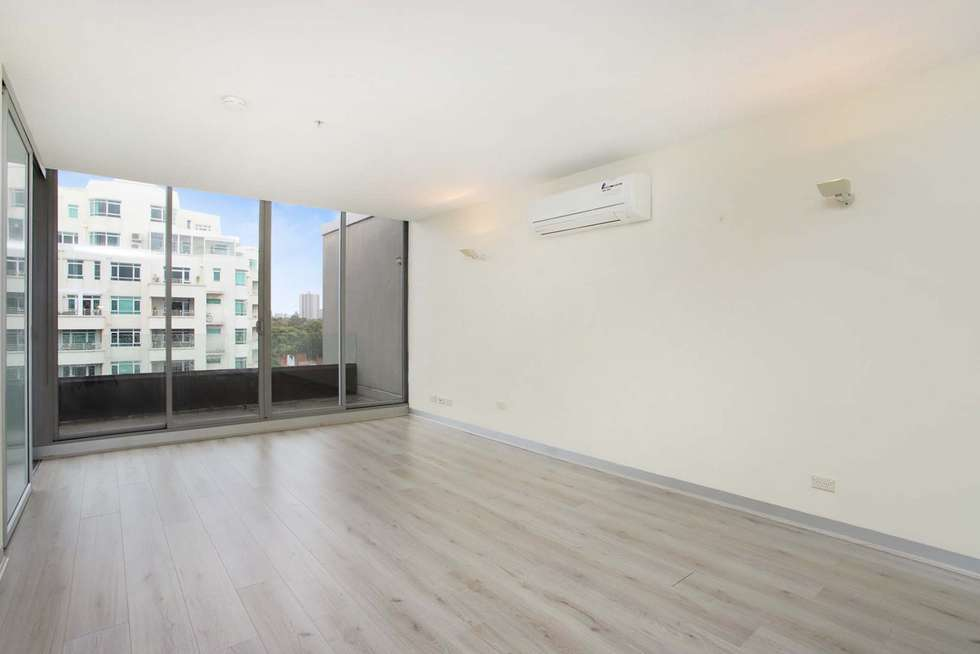 Third view of Homely apartment listing, 505/25 Pickles Street, Port Melbourne VIC 3207