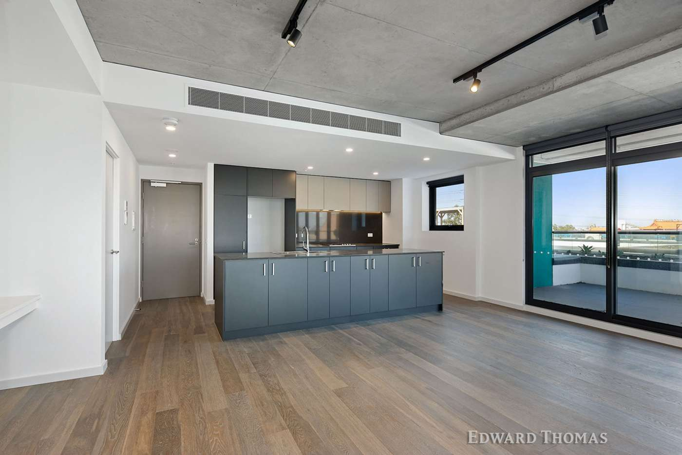 Main view of Homely apartment listing, 413/77 Hobsons Road, Kensington VIC 3031