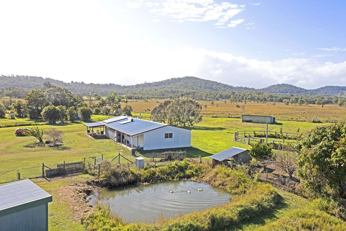 Main view of Homely acreageSemiRural listing, 72 Woodbury Road, Adelaide Park QLD 4703