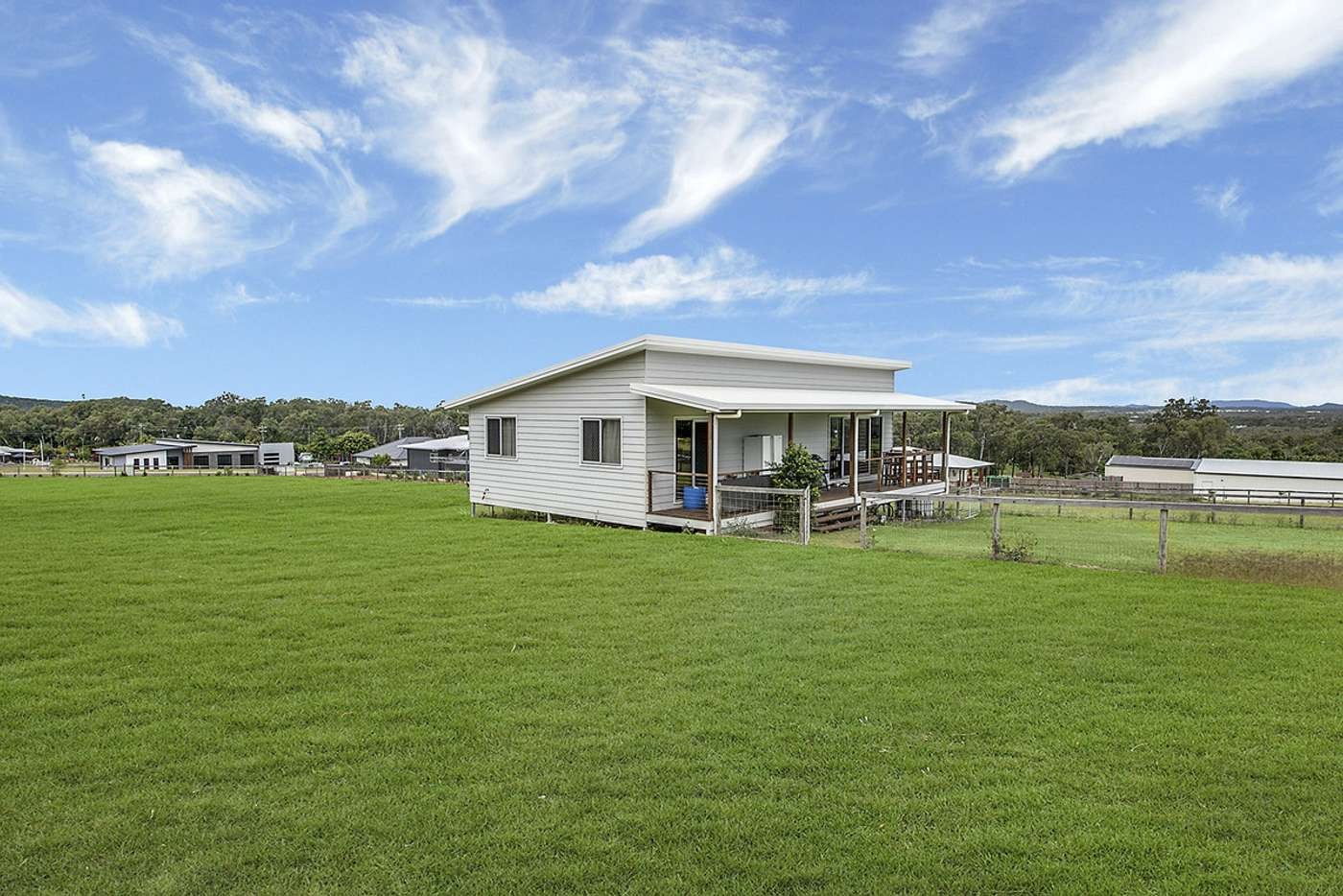 Main view of Homely acreageSemiRural listing, 17 Millers Place, Inverness QLD 4703