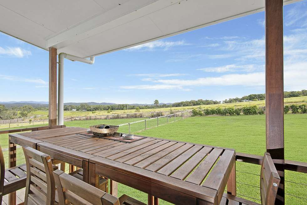 Second view of Homely acreageSemiRural listing, 17 Millers Place, Inverness QLD 4703