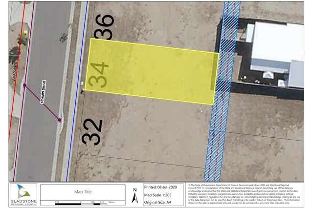 LOT 100  (431 &432) Scampi Drive, Clinton QLD 4680