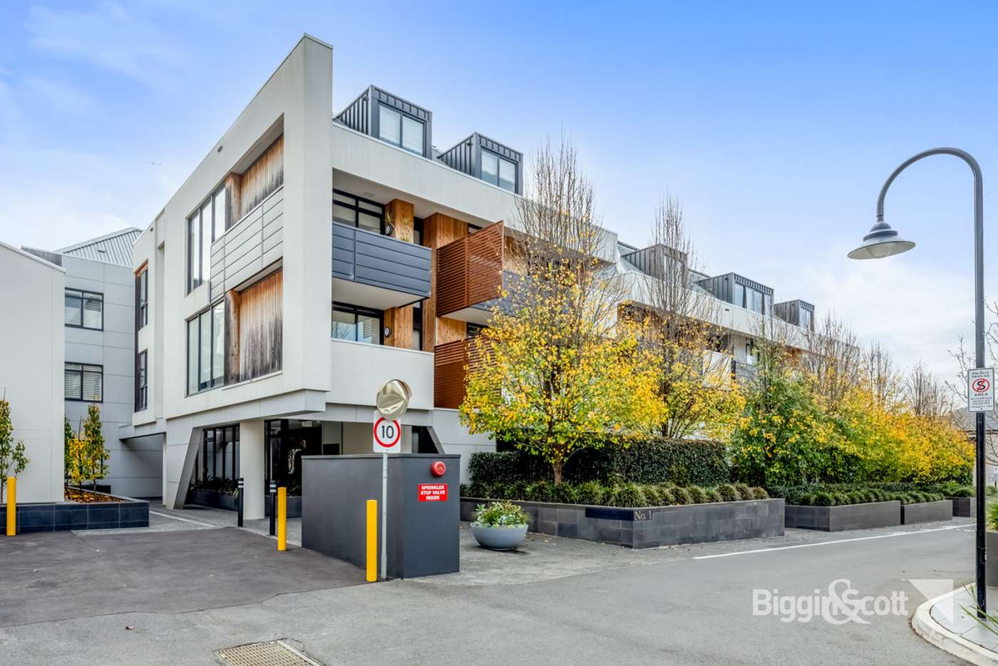 Main view of Homely apartment listing, 209/1 Norfolk Place, Malvern VIC 3144