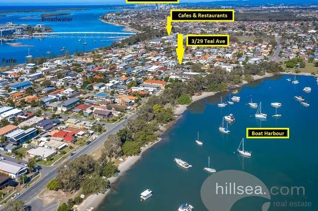 3/29 Teal Avenue, Paradise Point QLD 4216