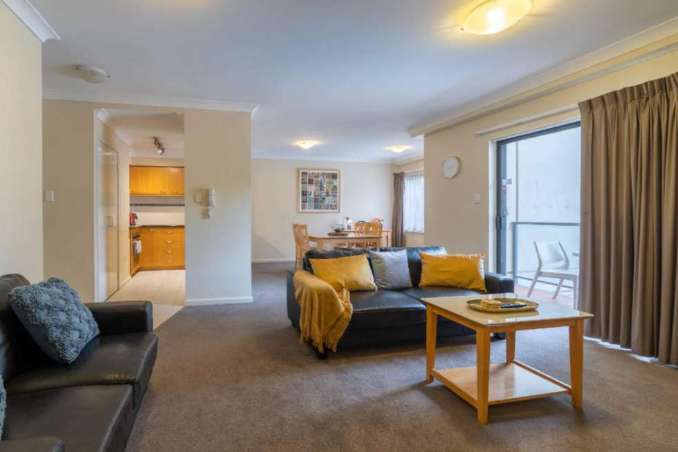 Third view of Homely apartment listing, 48/128 Mounts Bay Road, Perth WA 6000