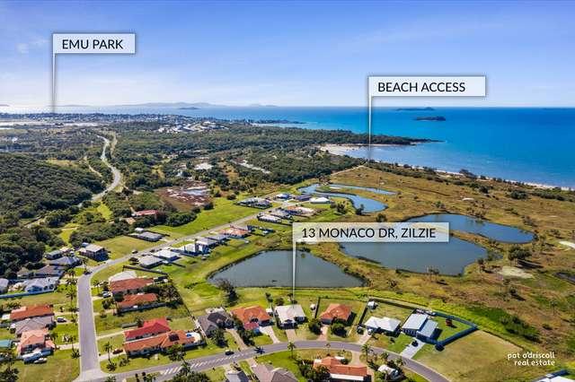 13 Monaco Drive, Zilzie QLD 4710