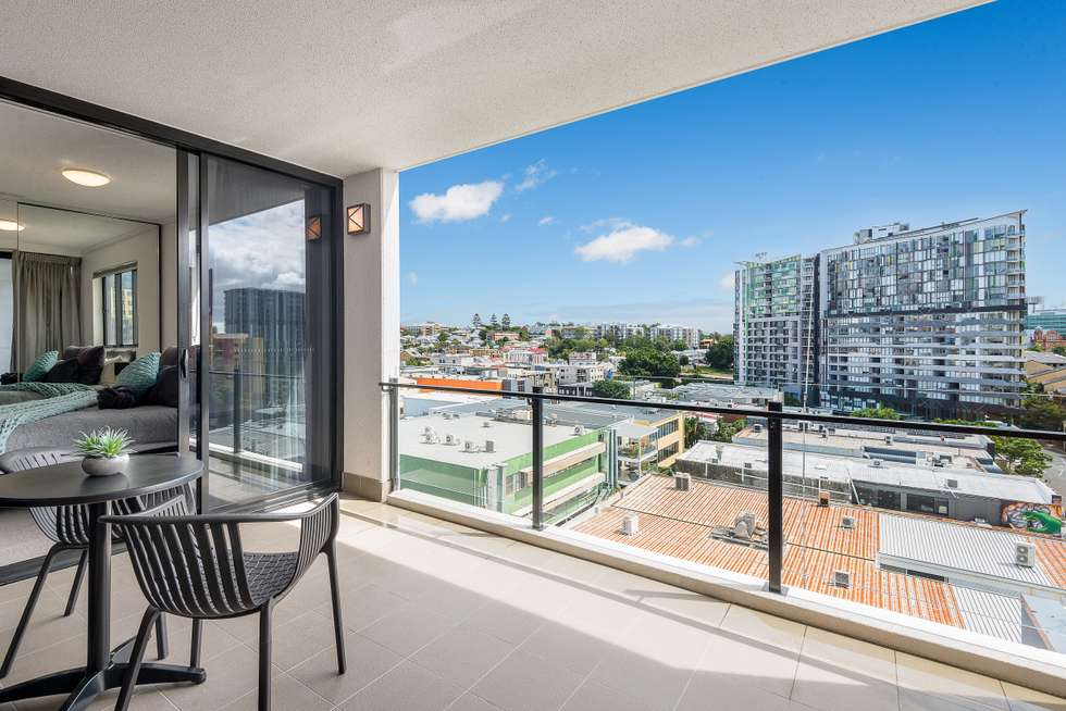 Fourth view of Homely unit listing, 901/398 Saint Pauls Terrace, Fortitude Valley QLD 4006