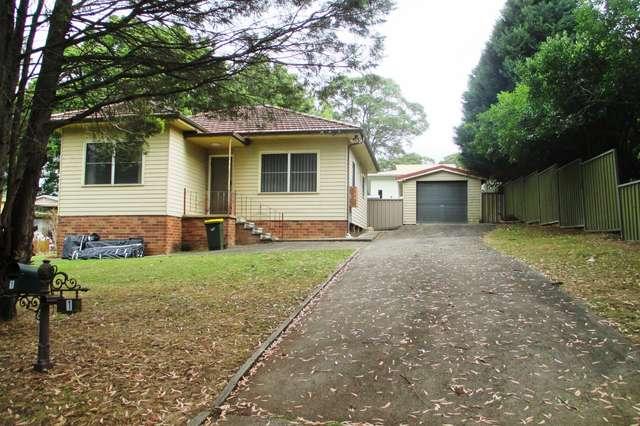 1 Hunt Street, Glenbrook NSW 2773