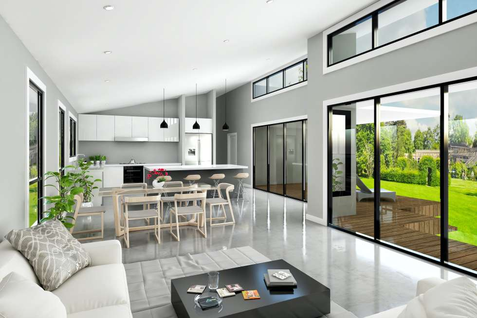 Second view of Homely semiDetached listing, 9a Nightingale Drive, Blaxland NSW 2774