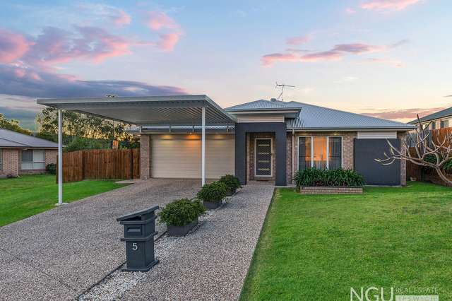 5 Claydon Place, Rosewood QLD 4340