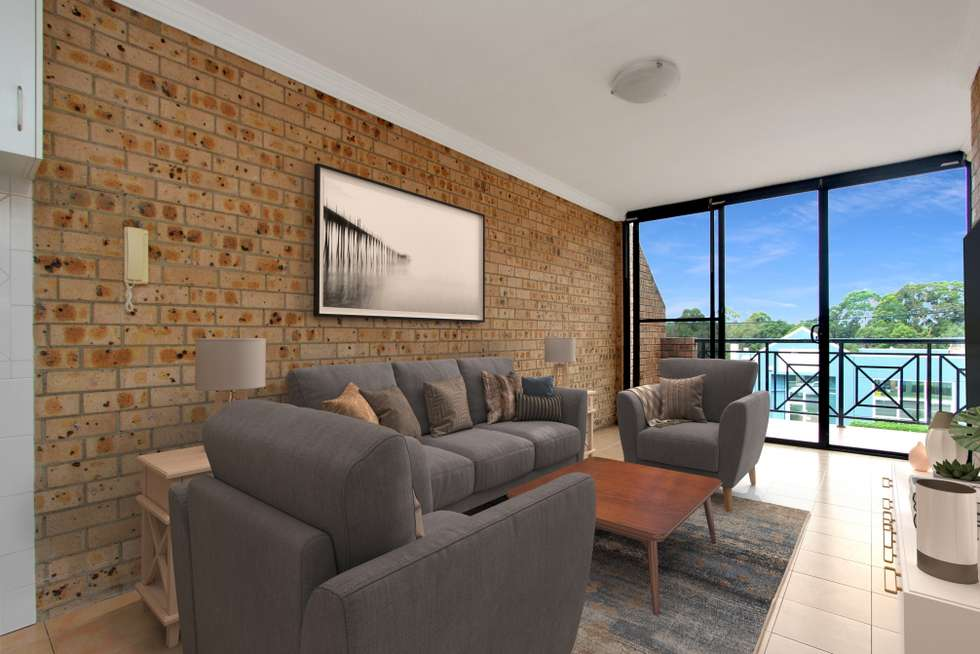 Second view of Homely apartment listing, 2/66 Lorraine Street, Peakhurst NSW 2210