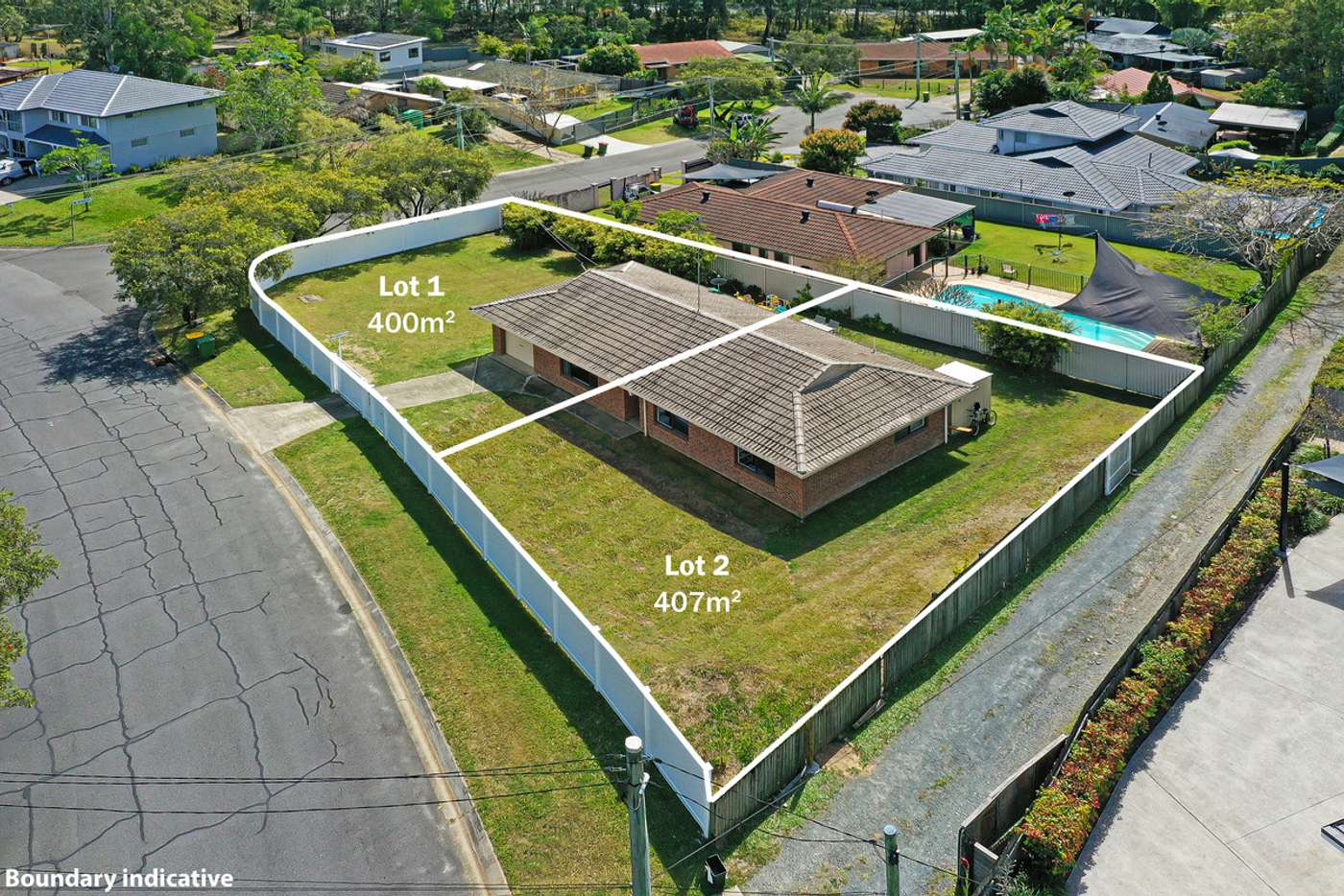 Main view of Homely house listing, 22 Moonbeam Parade, Mudgeeraba QLD 4213