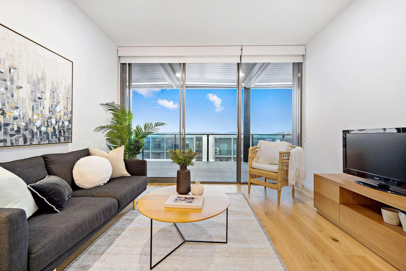 Main view of Homely unit listing, 704/1 Howard Street, Warners Bay NSW 2282