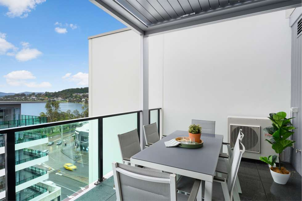 Third view of Homely unit listing, 704/1 Howard Street, Warners Bay NSW 2282
