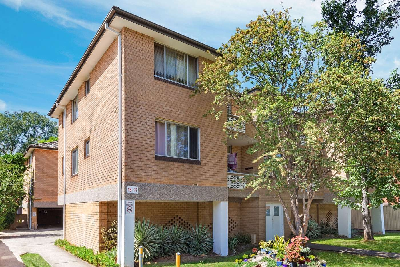 Main view of Homely apartment listing, 7/15-17 The Trongate, Granville NSW 2142