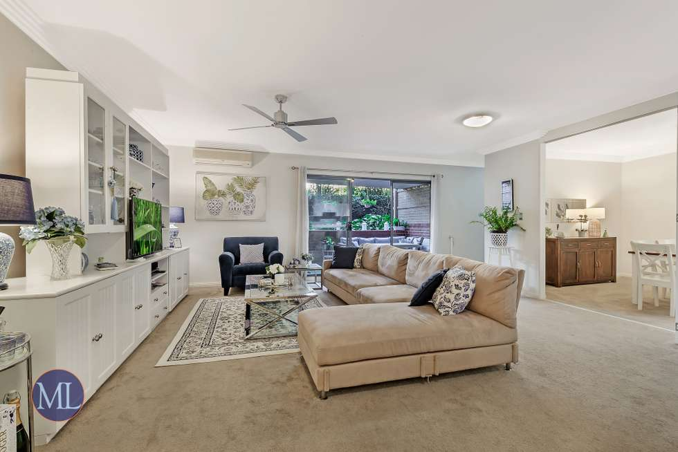 Second view of Homely apartment listing, 6/2-6 Sherwin Avenue, Castle Hill NSW 2154
