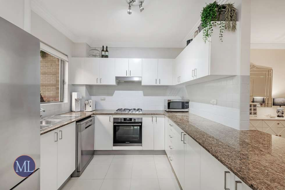 Third view of Homely apartment listing, 6/2-6 Sherwin Avenue, Castle Hill NSW 2154