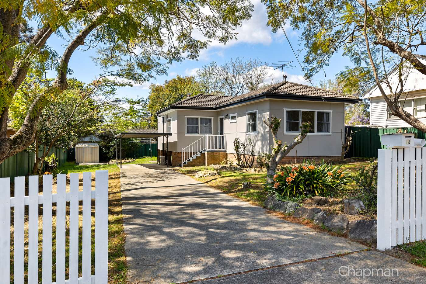 Main view of Homely house listing, 18 Murphy Street, Blaxland NSW 2774