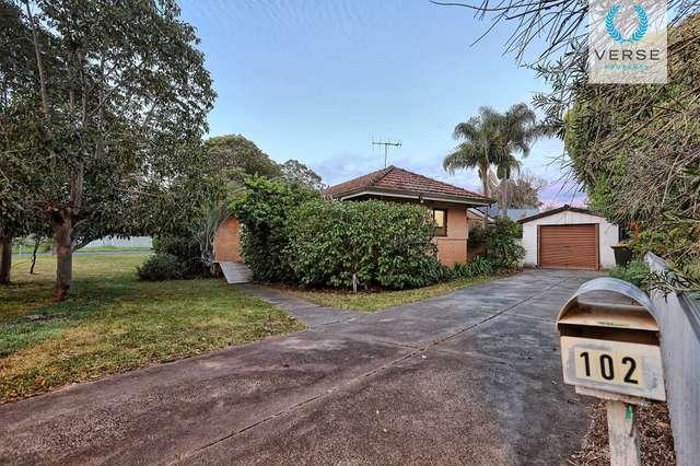 102 Jarrah Road, East Victoria Park WA 6101