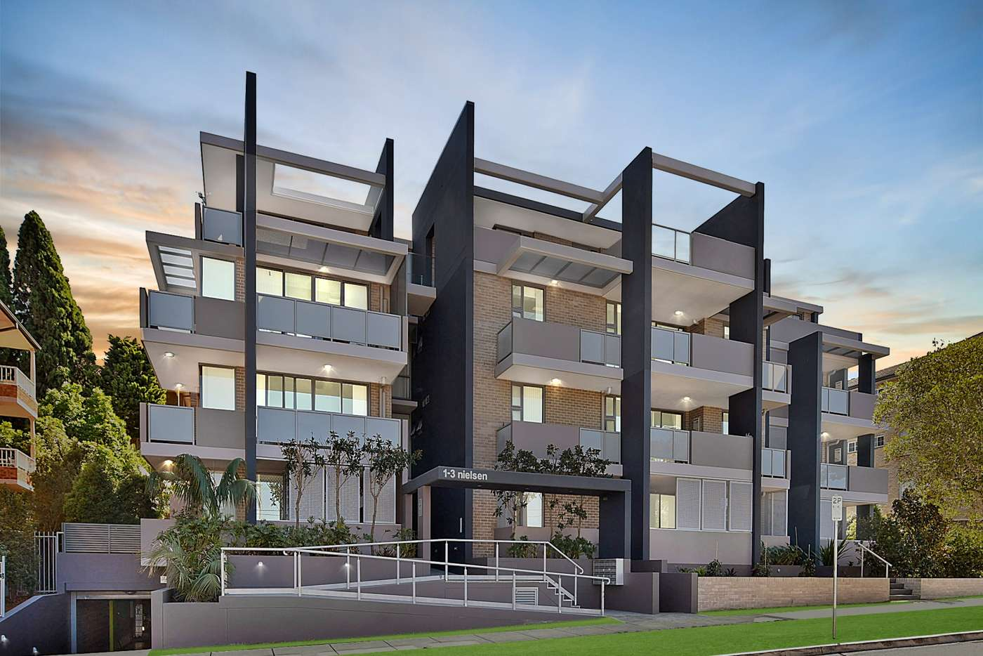 Main view of Homely blockOfUnits listing, 1-14 1-3 Nielsen Avenue, Carlton NSW 2218