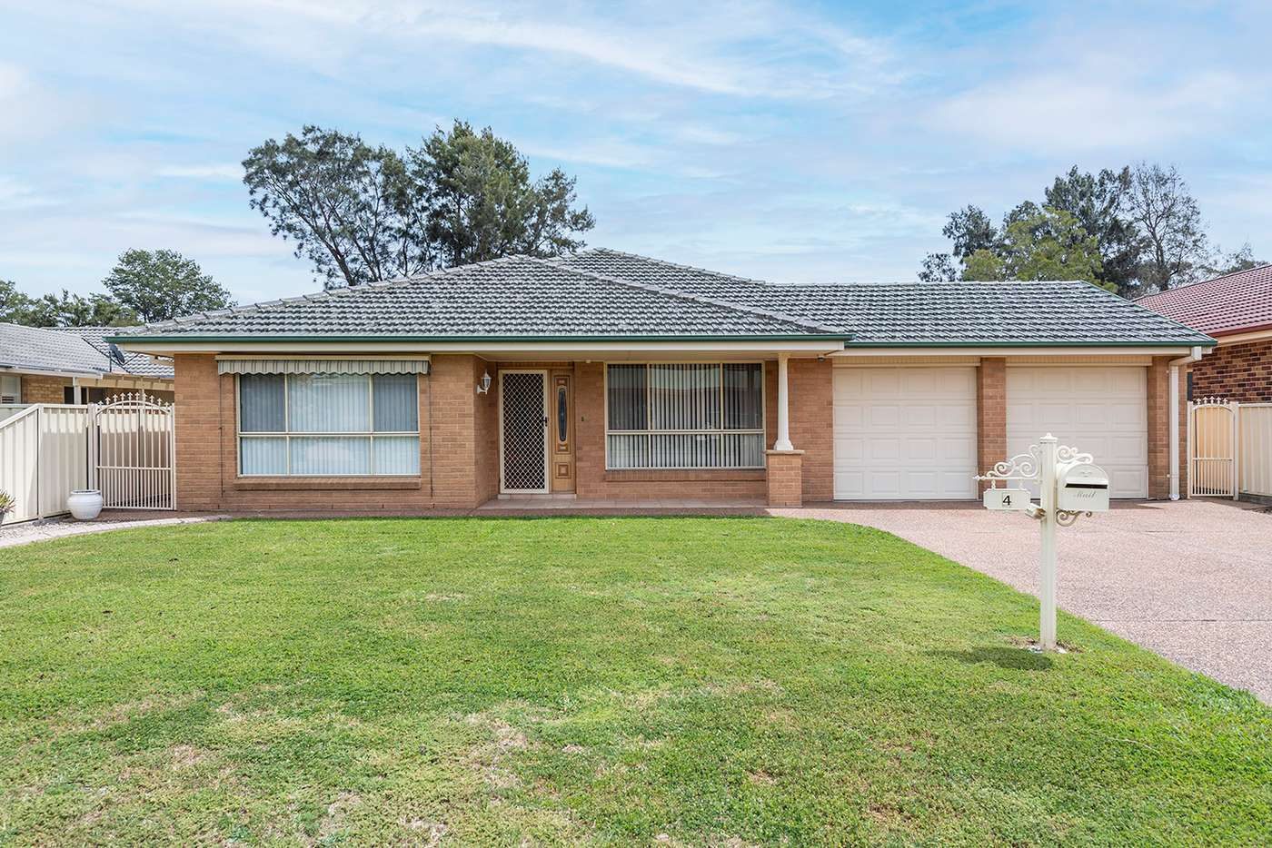 Main view of Homely house listing, 4 St Andrews Place, Muswellbrook NSW 2333