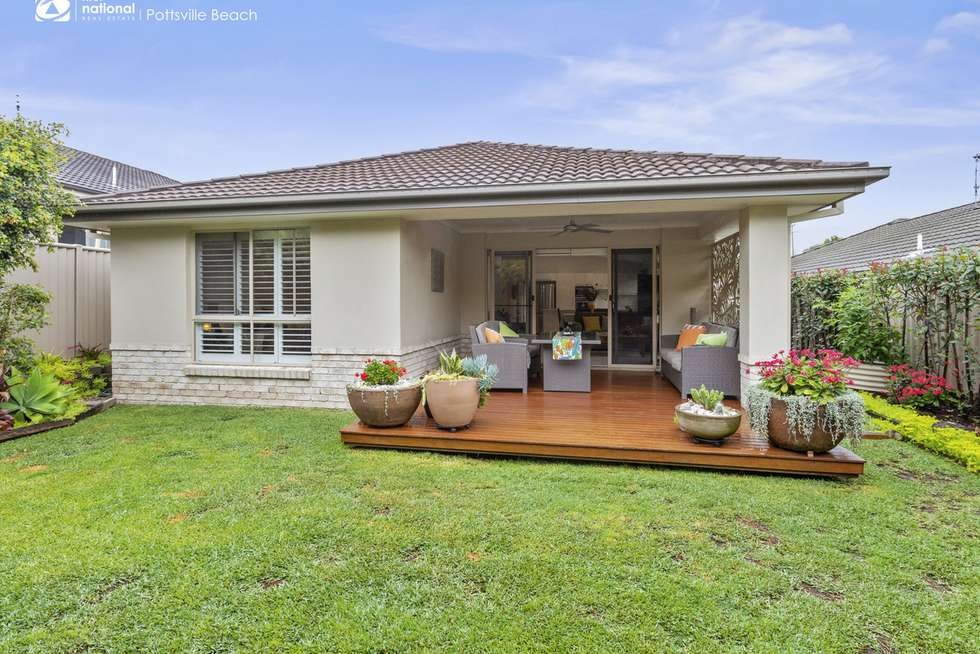 Second view of Homely semiDetached listing, 2/56 Newcastle Drive, Pottsville NSW 2489