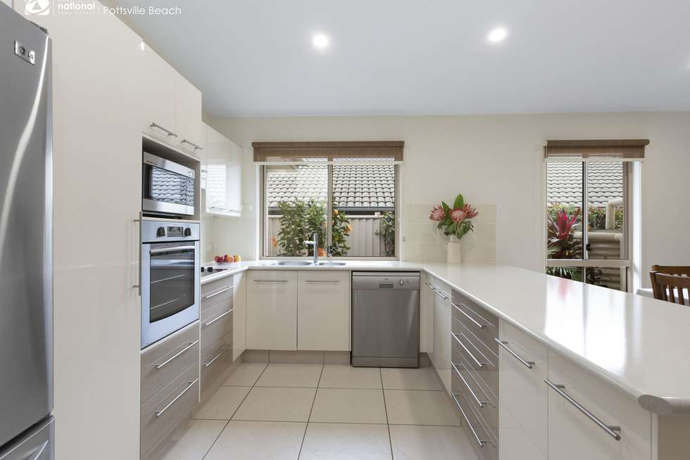 Third view of Homely semiDetached listing, 2/56 Newcastle Drive, Pottsville NSW 2489