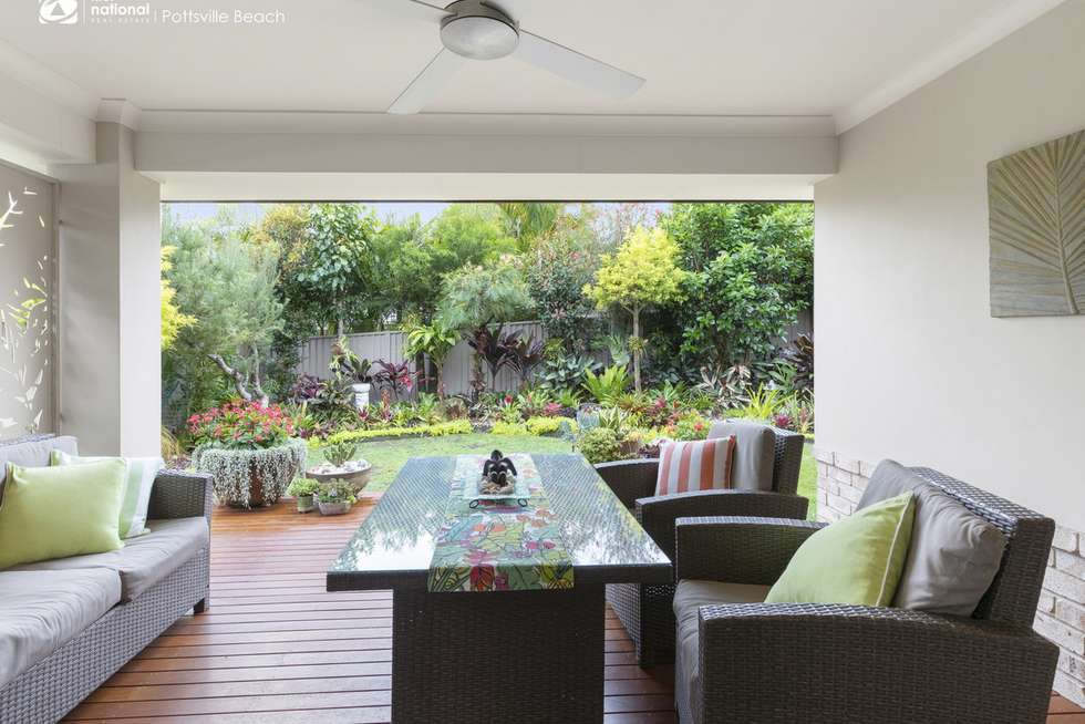 Fourth view of Homely semiDetached listing, 2/56 Newcastle Drive, Pottsville NSW 2489