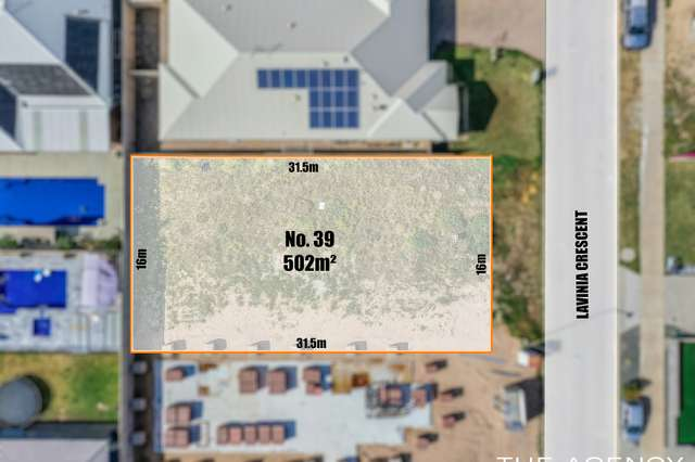 39 Lavinia Crescent, Secret Harbour WA 6173