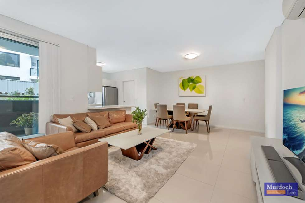 Second view of Homely apartment listing, 3/127-129 Jersey Street North, Asquith NSW 2077