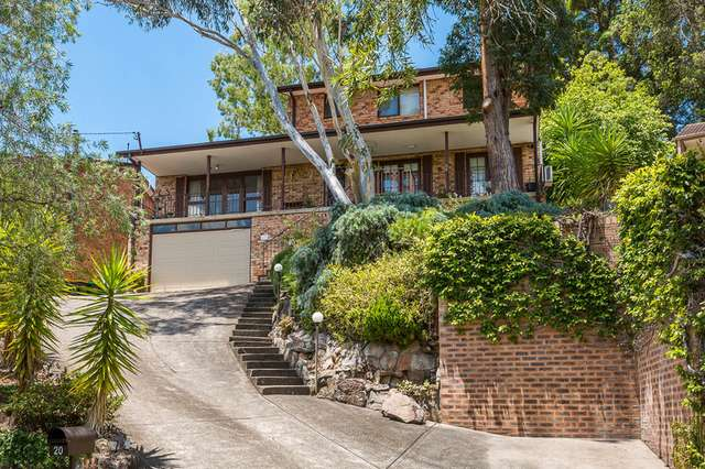 20 Silver Crescent, Westleigh NSW 2120