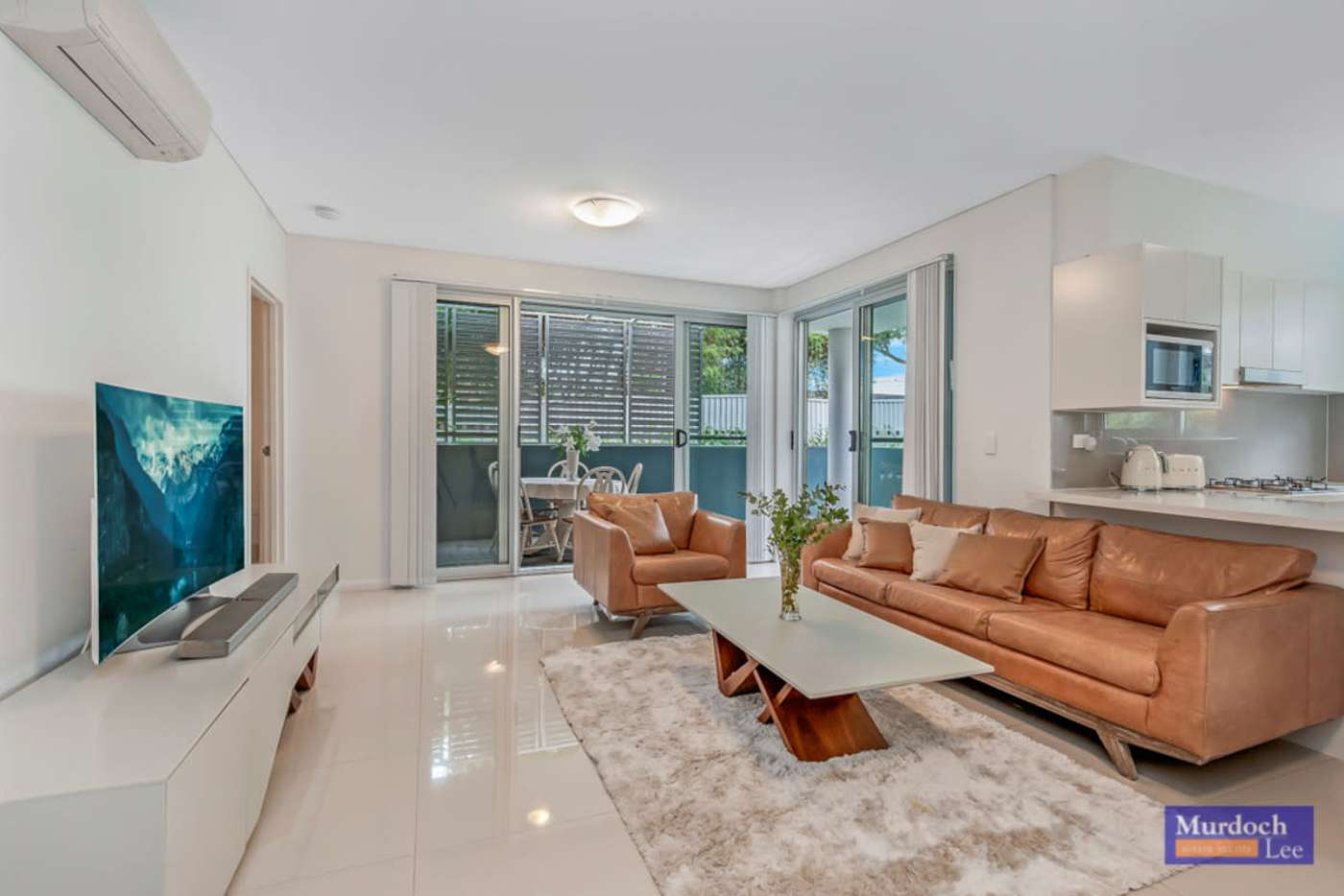 Main view of Homely apartment listing, 3/127-129 Jersey Street North, Asquith NSW 2077