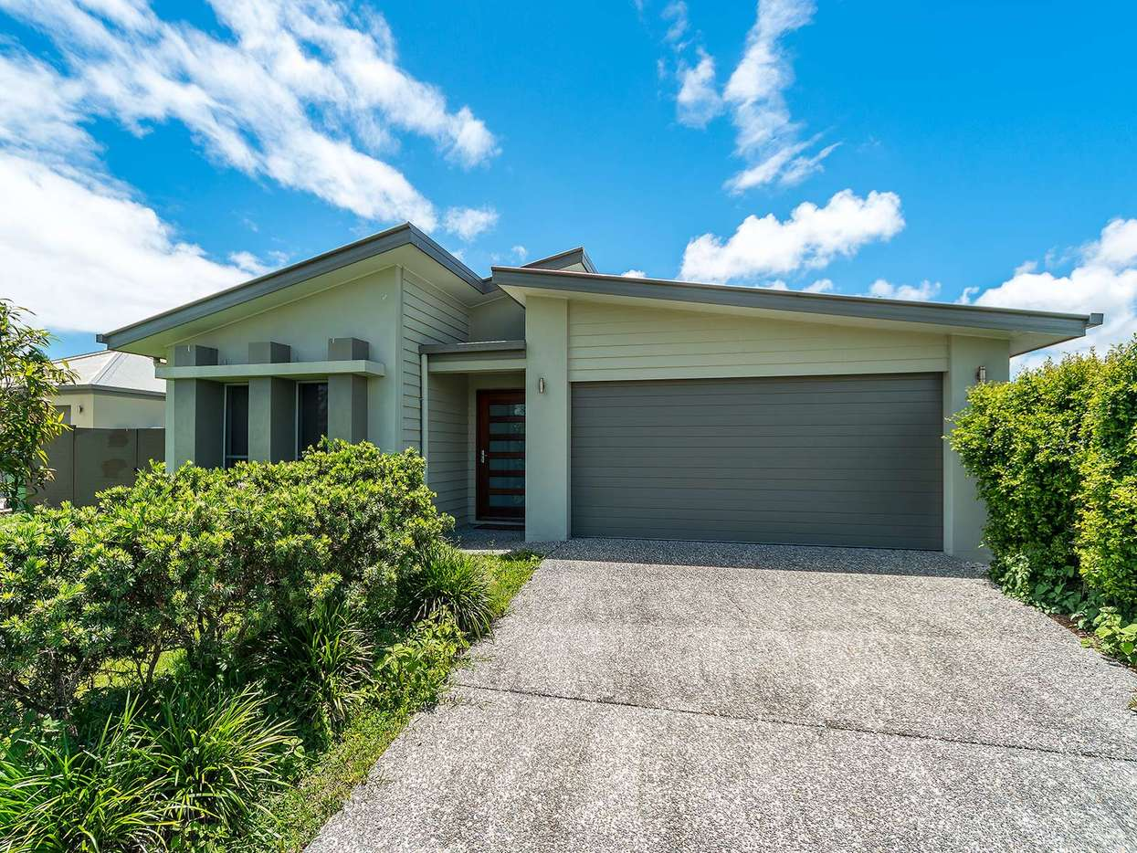 Main view of Homely house listing, 4 Casuarina Way, Helensvale, QLD 4212