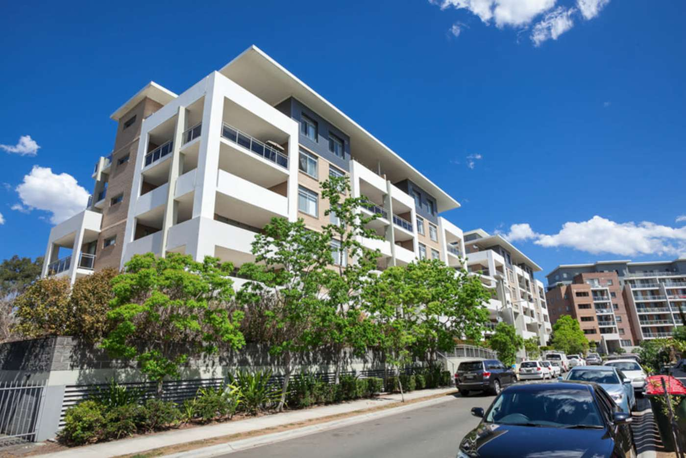 Main view of Homely apartment listing, 45/28 Brickworks Drive, Holroyd NSW 2142