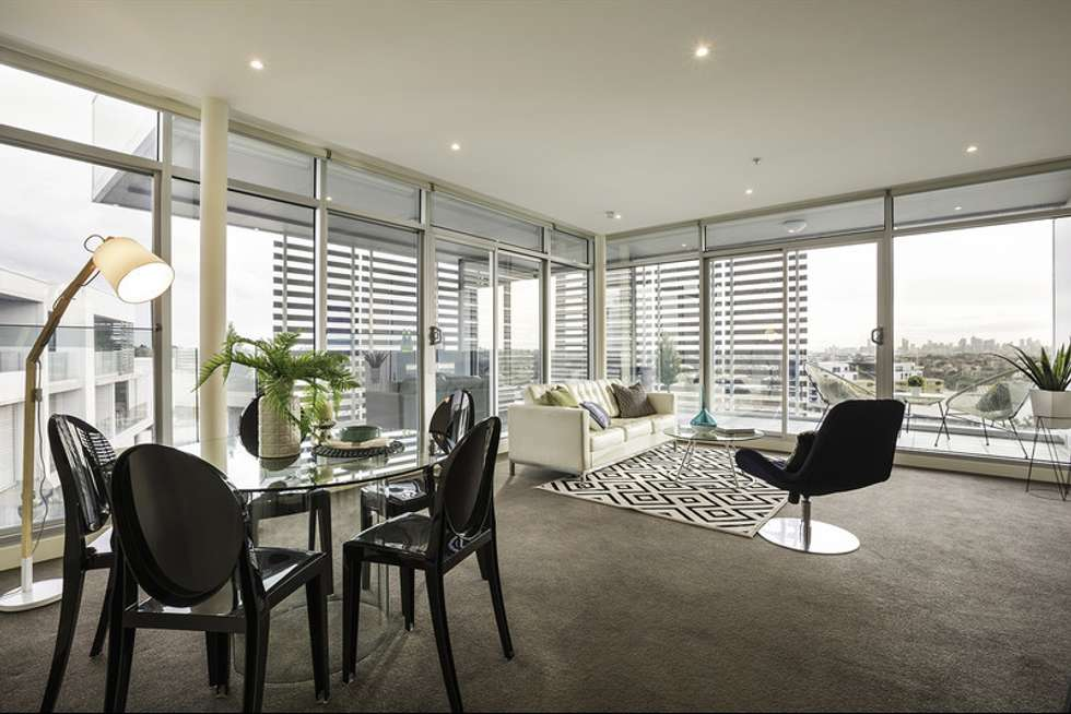 Second view of Homely apartment listing, 601/793 Burke Road, Hawthorn East VIC 3123