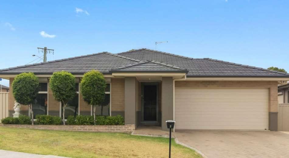 2 Ethan Close, Luddenham NSW 2745