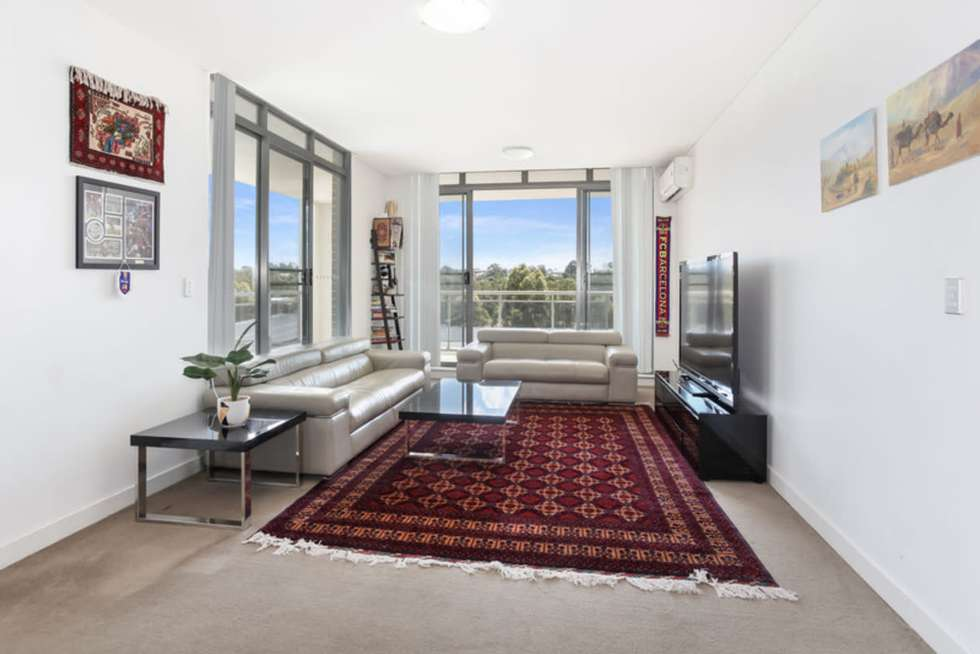 Third view of Homely apartment listing, 45/28 Brickworks Drive, Holroyd NSW 2142