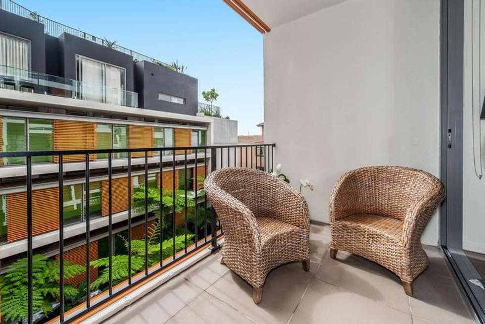 Fifth view of Homely apartment listing, 313/9-15 Ascot Street, Kensington NSW 2033