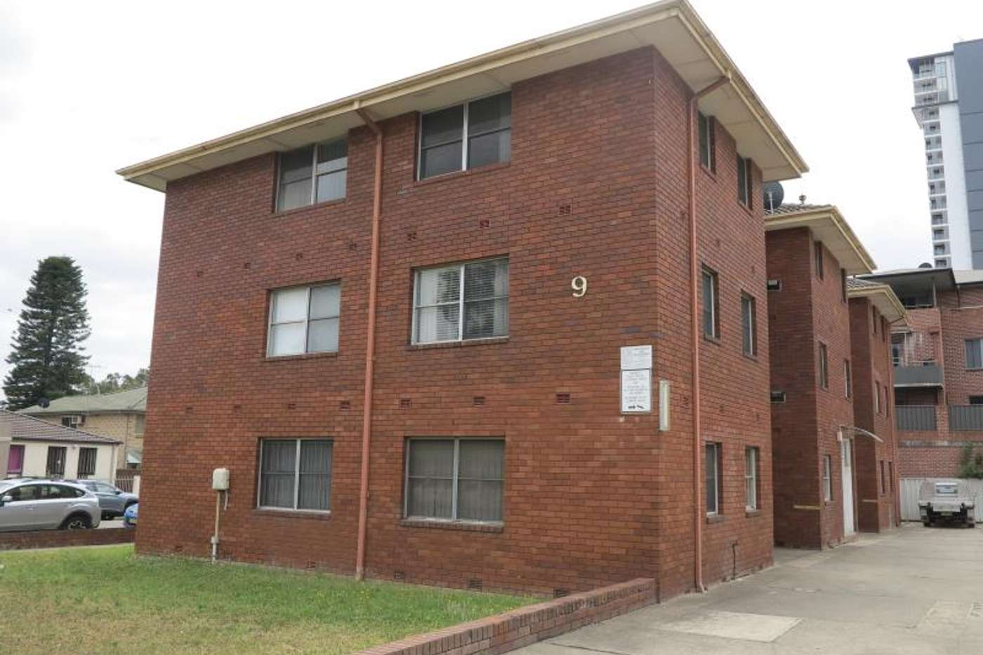 Main view of Homely unit listing, 10/9 SHORT ST, Liverpool NSW 2170