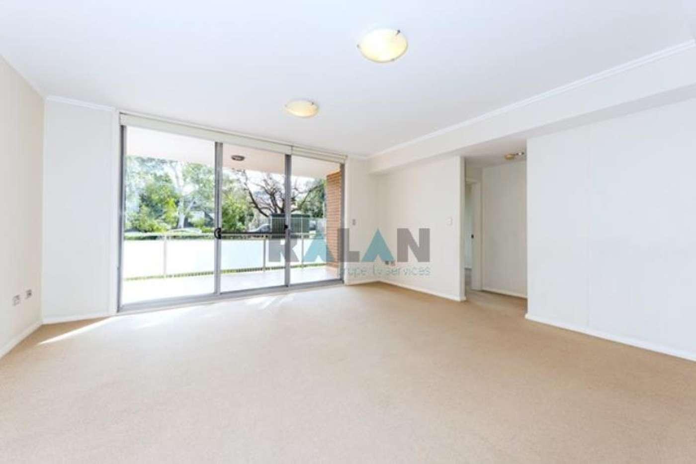 Main view of Homely apartment listing, 32/16-22 Dumaresq Street, Gordon NSW 2072
