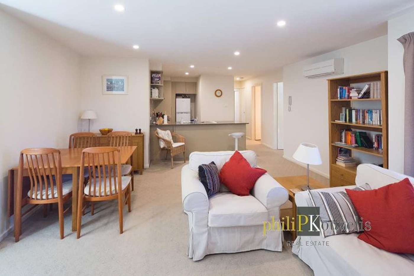 Fifth view of Homely apartment listing, 20/68-70 Macleay Street, Turner ACT 2612