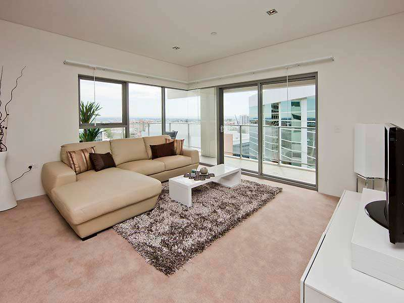 Main view of Homely apartment listing, 1202/237 Adelaide Terrace, Perth, WA 6000