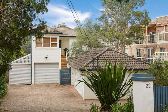2/22 The Boulevarde, Cammeray NSW 2062