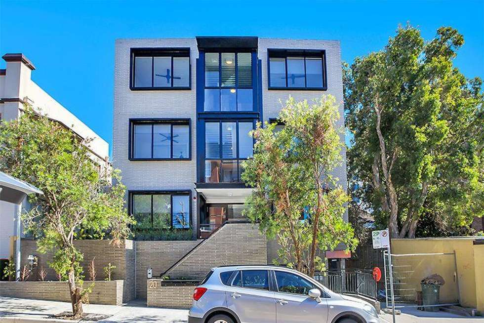 Fifth view of Homely apartment listing, 4/20 Waltham Street, Coogee NSW 2034