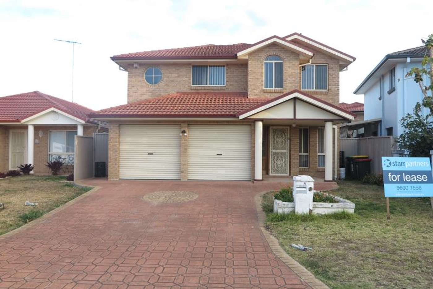 Main view of Homely house listing, 8 Althorpe Drive, Green Valley NSW 2168