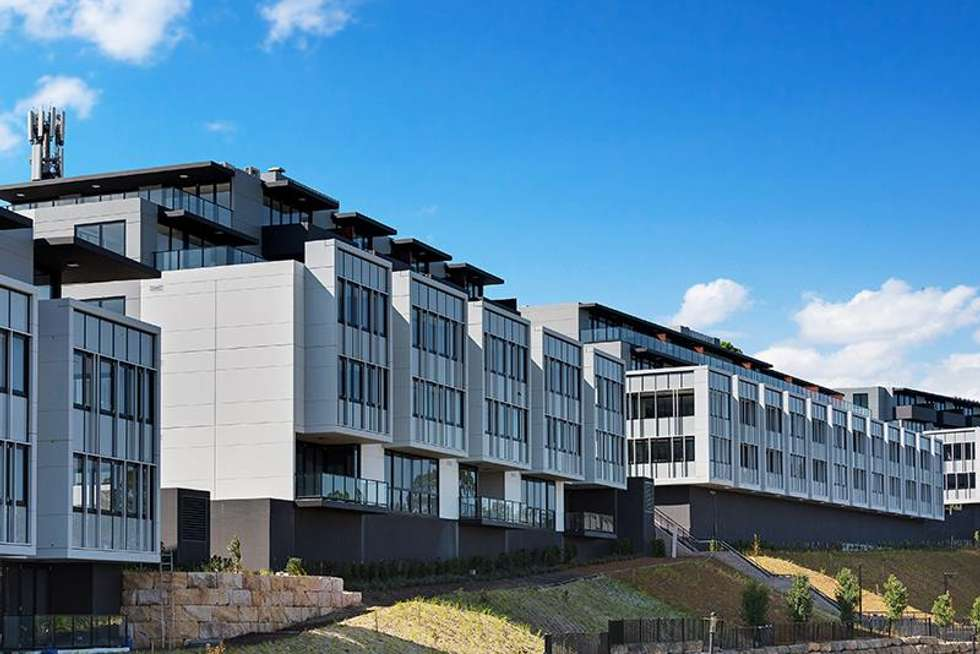 Fourth view of Homely apartment listing, H1, 107/62 Mobbs Lane, Eastwood NSW 2122