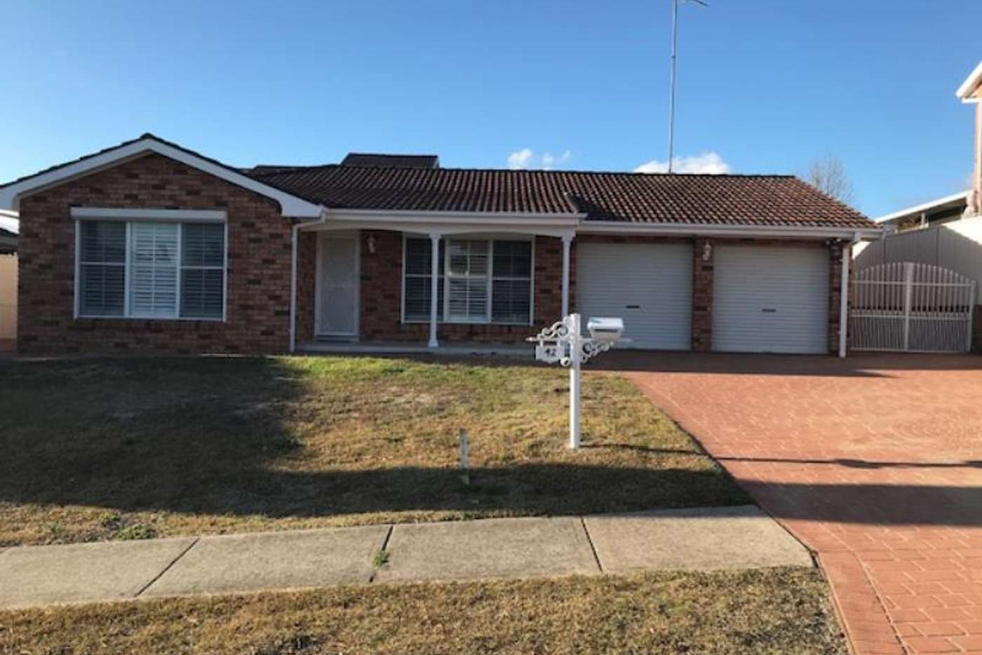 Main view of Homely house listing, 42 Coquet Place, Green Valley NSW 2168