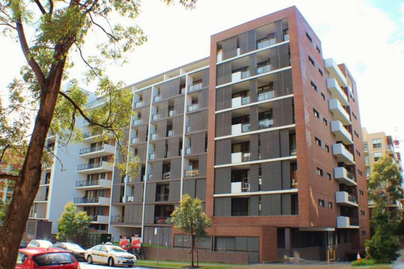 Main view of Homely apartment listing, 402/18-26 Romsey Street, Waitara NSW 2077