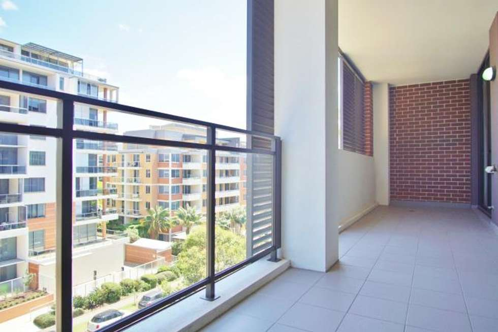 Fifth view of Homely apartment listing, 402/18-26 Romsey Street, Waitara NSW 2077